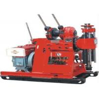 Buy cheap XY Core Hydraulic Water Well Drilling Rig Diesel Power Type 200m Hole Depth from wholesalers