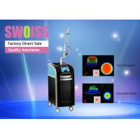 Wholesale Carbon Peel ND Yag Laser Machine For Birth Mark / Otas Nevus / Speckle Removal from china suppliers