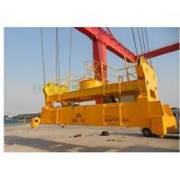 China Automatic Electro - Hydraulic Container Spreader For 40ft / 20ft Container on sale