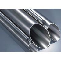 China Welding 321 Stainless Steel Pipe Seamless High Pressure For Elevator Decoration on sale