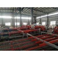 Wholesale Width 1200mm Automatic Chicken Cage Mesh Welding Machine For Domestic animals from china suppliers