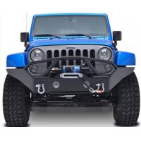 Buy cheap Front Bumper Guard for Jeep Wrangler from wholesalers