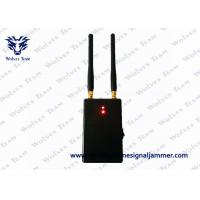 Buy cheap 100 Meters Portable High power 315MHz 433MHz Car Remote Control Jammer from wholesalers