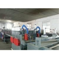 China TH 5-30mm Wood Plastic Foamed Board Plastic Extrusion Machine on sale