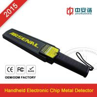 Wholesale Railway Station / Airports Small Hand Held Metal Detector For Personal Security Inspection from china suppliers
