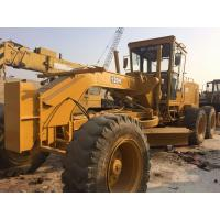 Wholesale Used CAT Motor Grader 120H/CATERPILLAR 12G Grader /CAT 14G 140G 120H Grader from china suppliers