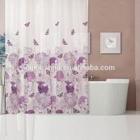China Mildew Resistant Water-Repellent & Anti-bacterial Disposable Shower Curtain on sale