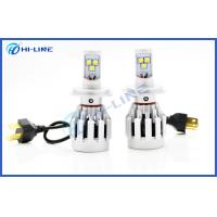Wholesale 3000LM All in One LED Car Headlight Bulbs H4 Hi Low Beam LED Headlamp Kit from china suppliers