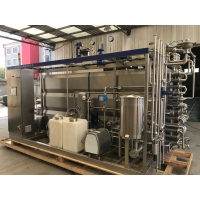 Wholesale CIP PID Control 10000kgs/H Uht Sterilization Machine from china suppliers