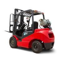 Wholesale Gas Powered LPG Forklift Trucks 3500KGS Load Capacity 3m - 6m Lift Height from china suppliers