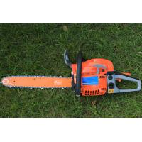 Buy cheap Radiating Faster Gas Chainsaw Home Depot With Double Vent Muffler 7000rpm from wholesalers