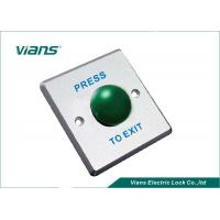 Wholesale 86 * 86 * 20mm Green Mushroom Push Button NO / COM With 1 Year Warranty from china suppliers