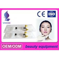 Wholesale No Side Effects Long Lasting Injectable Dermal Fillers Hyaluronic Acid Skin Care from china suppliers