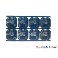 Buy cheap OEM ODM Prototype Pcb Fabrication , Circuit Board Printing Service 1 OZ Copper from wholesalers