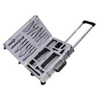 Wholesale Aluminum Trolley Tool Case (ZYD-LG) from china suppliers