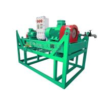 Wholesale High Bowl Speed Screw Conveyor Decanter Centrifuge Used for Oil Extraction / Oil Sludge Centrifuge from china suppliers