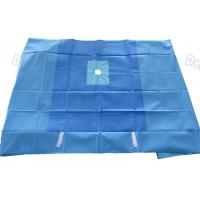 Wholesale Disposable Extremity Surgical Drapes Shoulder Drape For Upper Limb Aperture With Absorbent Reinforced from china suppliers