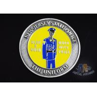 Wholesale The United States Flag Challenge Coins , Modern Commemorative Coins OEM Available from china suppliers