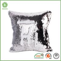 Wholesale Mermaid Sequin Throw Pillow with Magical Color Changing Reversible Paillette Design from china suppliers