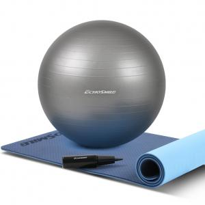 Wholesale PVC Indoor Training Fitness Yoga Ball Round Style Anti Burst from china suppliers