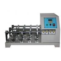 Buy cheap Flexing Resistance Testing Machine , Leather Crumpling Resistance Tester Six from wholesalers