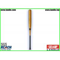 China Wood Promotional Sports Products Aluminum Alloy Baseball Bats For Decoration on sale