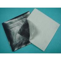 Wholesale Smooth Surface HDPE Geomembrane Liner , Waterproof Heated Non Woven Geotextile 400GSM from china suppliers
