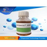 Wholesale Yellowish Wetting And Dispersing Agent For Organic Pigments Improving Color Strength from china suppliers