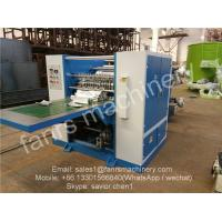 Buy cheap Pop up Foil Sheet Folding Machine Paper Extraction Foil Sheet Folding Machine from wholesalers