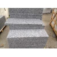 China Stair Steps / Countertop Granite Stone Tiles 26.6 MPa Flexural Strength on sale