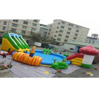 Buy cheap Big Business Inflatable Water Parks from wholesalers