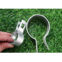 Wholesale 89mm Galvanized Chain Link Fence Hardware Tension Bands For Connection from china suppliers