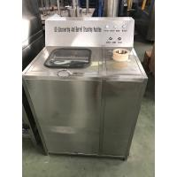Buy cheap low price semi-automatic/manual 5 gallon bottle de-capping washing machine 304 from wholesalers