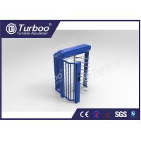 Wholesale Indoor / Outdoor Full Height Turnstile Access Control System With Multi Mode from china suppliers