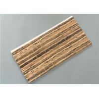 Quality Multi Function Plastic Laminate Panels / Pvc Ceiling Planks Fireproof 8 Inch for sale