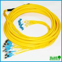 Wholesale CATV System Fiber Optic Patch Cables With PC / UPC / APC Connectors from china suppliers