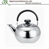 Wholesale Hot Sales Stainless steel tea kettle V-LLHB 14cm, 16cm, 18cm, 20cm from china suppliers