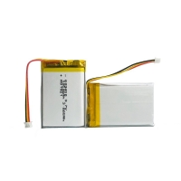 Wholesale Discharge Protection Small Lipo Battery 3.7 V 1050mAh KPL603450 from china suppliers