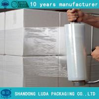 China 4 rolls hand colored shrink wrap/pallet wrap film on sale
