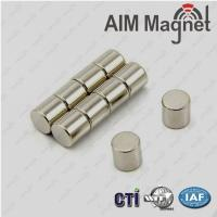 Buy cheap Super strong NdFeB Permanent N35 D22 x 1mm Neodymium Magnet from wholesalers