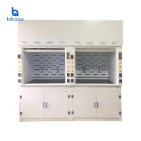 Wholesale PP anti-corrosion material chemical laboratory equipment fume hood laboratory from china suppliers