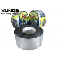 Buy cheap Waterproof Flashing Tape With Aluminum Backing for Stop Leak with 100mm Width from wholesalers