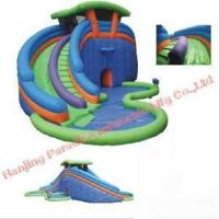 China Commercial Grade Inflatable Water Slide (SH-01) on sale