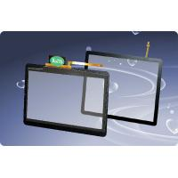 Buy cheap Anti Fingerprint 10 Capacitive Touch Screen / Capacitive Multi Touch Panel from wholesalers