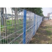 Wholesale Galvanized Material Villa Fence , Home Security FencePlastic 1.8m High /3m Long from china suppliers