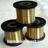 China New type of 0.10mm hard edm brass wire​/copper wire for CNC machine on sale