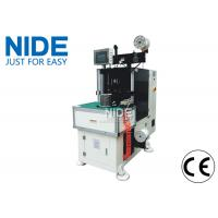 Buy cheap Pump motor high automation stator winding lacing machine , Single working station from wholesalers