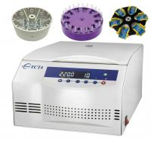 Medium Size Cytospin Centrifuge TCT4 / Adjustable Speed Medical Centrifuge Machine