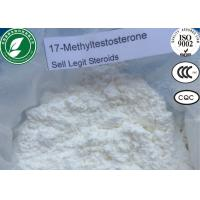 Buy cheap 99% Steroid Powder 17-Alpha Methyltestosterone For Muscle Growth CAS 58-18-4 from wholesalers