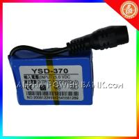 Wholesale 12v volt rechargeable battery pack 5500mah  from china suppliers